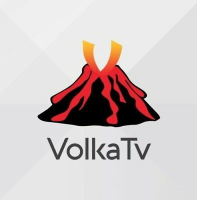 EXCEPTIONNEL!!! VOLKA TV IPTV VOD 12 MOIS sur Android, Enigma2, Mag25X, Smart TV