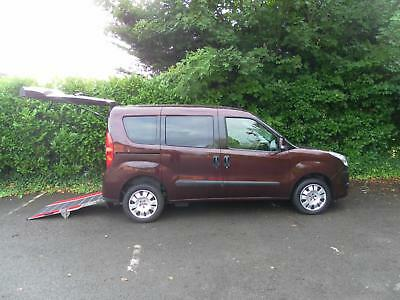 Fiat Doblo 1.4 16v Mylife WAV Wheelchair Access Disability Car