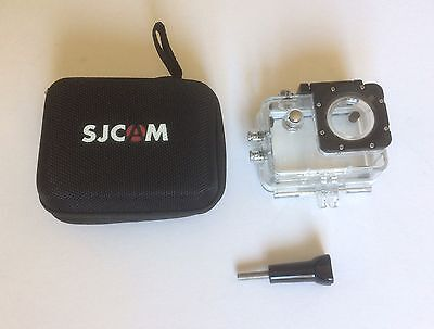 SJCAM SJ 4000 Protective Housing And Zipped Case