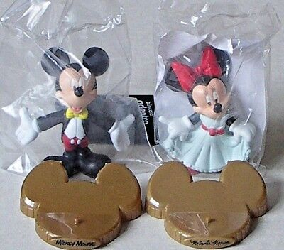 McDONALD'S DISNEY HAPPIEST CELEBRATION ON EARTH MICKEY MOUSE & MINNIE MOUSE NEW