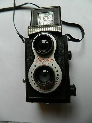 Kingston Plastic Pseudo TLR Camera