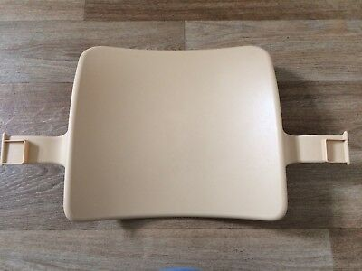 Stokke Tripp Trapp Highchair baby Set back rest Only natural colour.