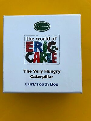 Portmeirion The Very Hungry Caterpillar Curl/Tooth Box