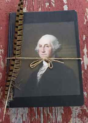 Primitive Americana Journal  * George Washington * Colonial