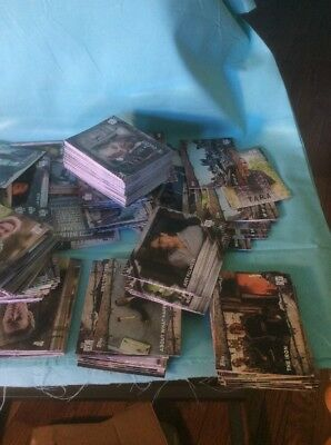 Walking Dead Card Lot