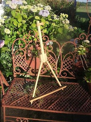 Quality Artists Easel Beech Wood.Portable/Outdoor.Painting,Sketching,Display.
