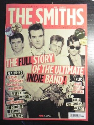The Smiths Morrissey Johnny Marr NME Collectors magazine Uncut The Queen Is Dead