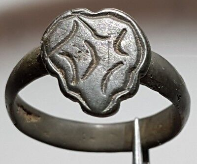 Legionary Roman Bronze Ring ** Archers Ring ** Perfect !!!