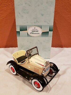 Hallmark Cards, Inc.- Kiddie Car Classics - 1929 Roadster - L.E. - QHG9040 A2.