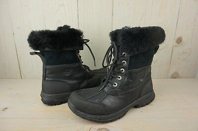 a17421a866d UGG AUSTRALIA MEN'S Butte Cold Weather Bomber Boot w/ Sheepskin ...