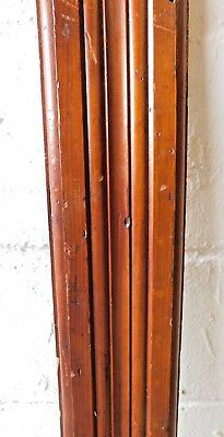 1800's Wood Antique DOOR Window TRIM Molding & Casing MILLWORK Victorian ORNATE