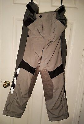 Bmw Rallye 3 Pants Mens Gray Euro Size 56    Part # 76118560517