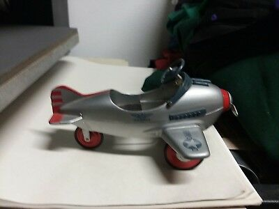 Kiddie car classics US Army Pursuit Plane