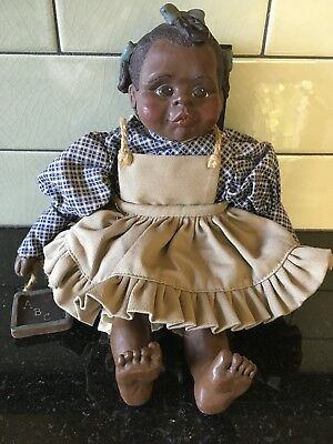 "Sarah's Attic ""Granny's Favorites"" Sassafras 1990 LTD Edition 11"" Doll Americana"
