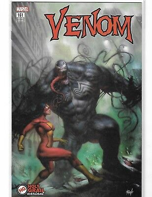 Venom 161 ** Near Mint Lucio Parrillo Variant Holy Grail ** Marvel Comics 1/3000
