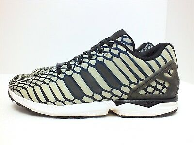 f8ddd8be6 ... sale adidas originals zx flux xeno mens running shoes navy black white  size 10 bc102 b80ea