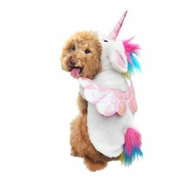 Unicorn Halloween Dog Pet Costume Small (New in Package)