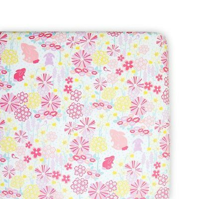 NEW Weegoamigo  Fitted Cot Sheet from Baby Barn Discounts