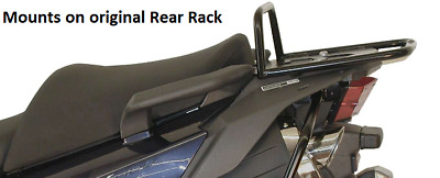 Aprilia Caponord ETV1000 Pipe Luggage Rack/Topcase Carrier Black
