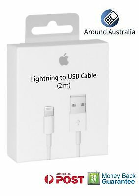 2m Lightning Data Cable Charger Compatible For Apple  iPhone X 8 Plus 6 *No BOX