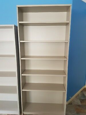 Office Bookcase  Grey