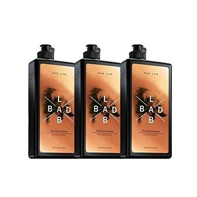 Bad Lab Too Cold To Bear, Super Cool, Anti-dandruff, Hair Care Shampoo for Men,