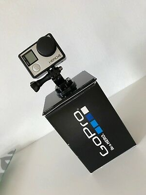GoPro HERO4  Adventure Edition Action Kamera Silber inkl. SD 32GB
