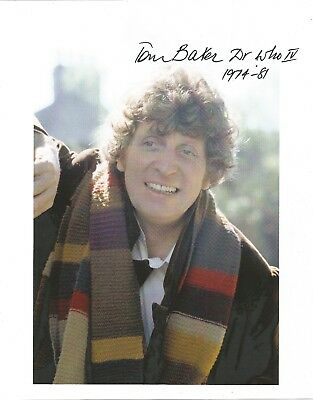 autographed hand signed Litho photo UACC /& AFTAL Dealer Paul McGann Dr Who