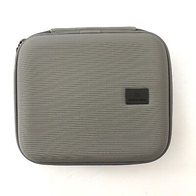 Porsche Design Japan Airlines (JAL) First Class Amenity Gray Case Only Used