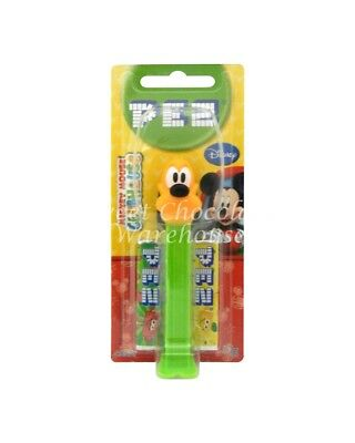 Pez Dispenser Disney Pluto 17g