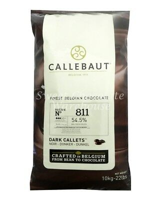 Callebaut Dark Callets 10 kg Recipe No 811