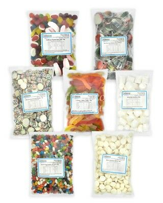 Premium Party & Candy Bar Bundle - Over 6.5kg of Lollies & Chocolates!