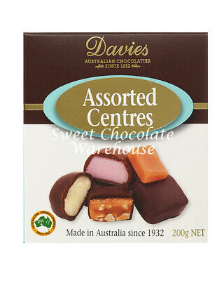Davies Assorted Hard & Soft Centres 200g
