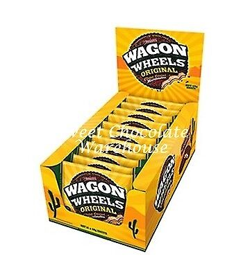 Arnotts Wagon Wheels 48g - 16 Pieces