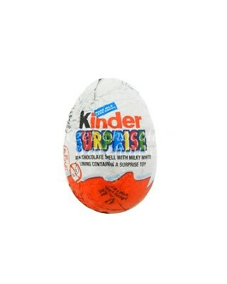Kinder Surprise Eggs Cars - 24 pieces in Box