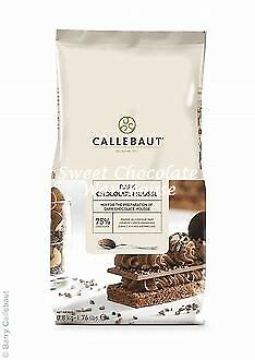 Callebaut Dark Chocolate Mousse 800g