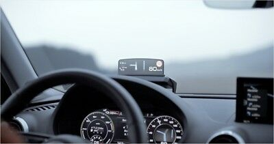 audi original installationspaket f r head up display a4. Black Bedroom Furniture Sets. Home Design Ideas