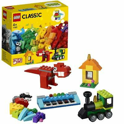 LEGO 11001 Classic Bricks on a Roll Construction Set Colorful Vehicle Toy Brick