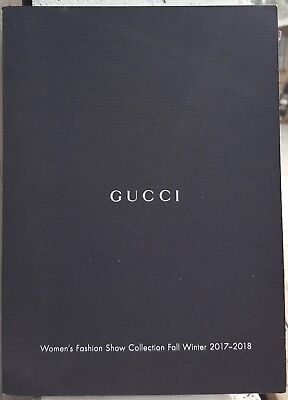 Gucci - Women's Fashion Show Collection Fall Winter 2017-2018 Lookbook - 119 pgs