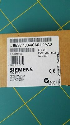 Siemens Simatic Power Module 6ES7 138-4CA01-0AA0 (1 of 5)