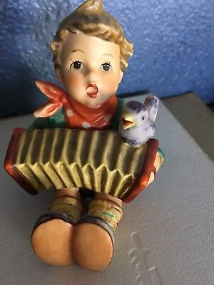 "Hummel Goebel #110/0 ""Let's Sing"" W. Germany"