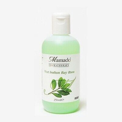 Mamado Aromatherapy West Indian Bay Rum Hair And Skin Tonic