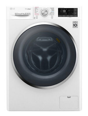 New LG - WTW1409HCW - 9kg/5kg Front Load Washer/Dryer