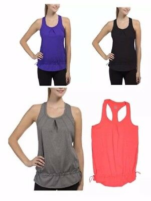 850ffb8107ad NIKE TANK TOP Womens Training Dri-Fit Club Coral Running Yoga ...