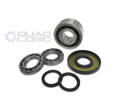11-14 POLARIS RZR 900 XP COMPLETE FRONT DIFFERENTIAL SEALS /& BEARING SET b2