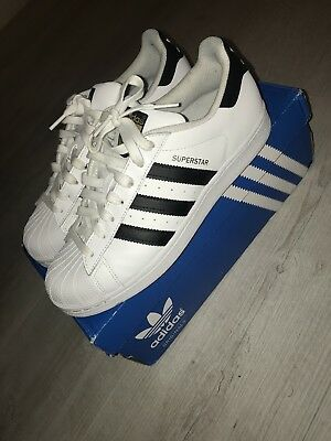 adidas superstar trainers size 7