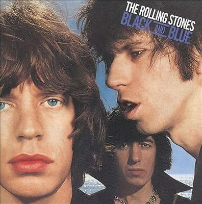 The Rolling Stones  Black and Blue  (CD, 2009, Universal) Remaster