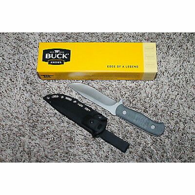 "BRAND NEW IN BOX - Buck Knives 632 Mesa, Fixed 5"" Blade Knife With Kydex Sheath"