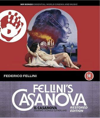 Casanova (Restored Edition) (Blu-Ray)