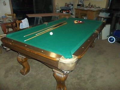 POOL TABLE CLASSIC Craftsmanship Winners Choice By World Of - World of leisure pool table